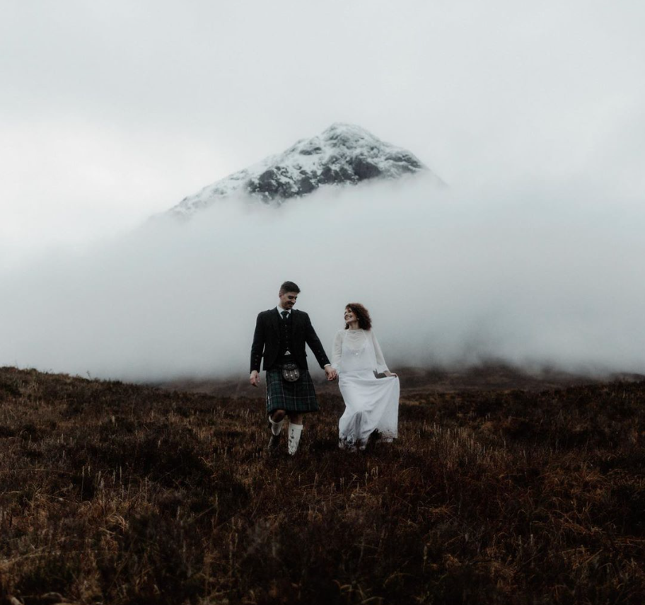 Yann & Virginie Three Sisters Glencoe